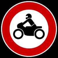 Verkehrszeichen 255
